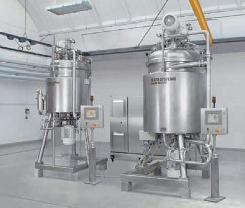 Reactores Ekato Systems (www.ekato.com)